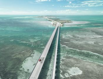 7 mile bridge in key west