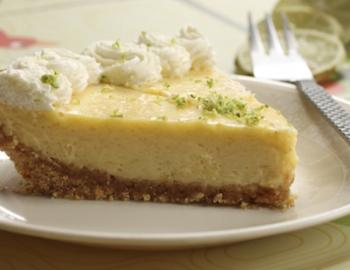 Slices of Key Lime Pie