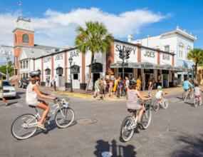 Bicycle Tours and Rentals Key West Florida