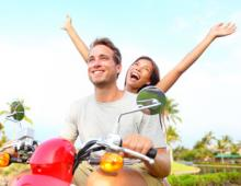 Scooters and Electric Car Rentals Key West Florida